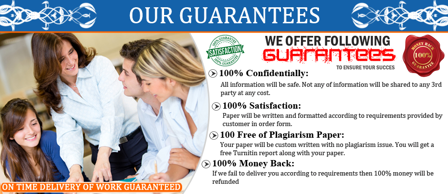 Premium Essay Writing Service - Guarantees
